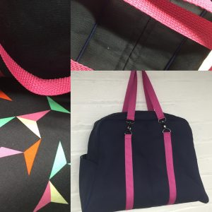 Carryon Bag Collage
